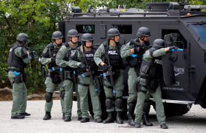 Local Police SWAT Team